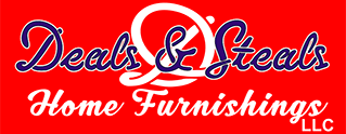 Deals & Steals Home Furnishings Logo